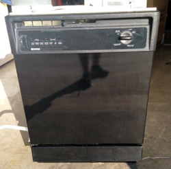 Black GE Dishwasher - $150.00 plus $75.00 installation if needed.