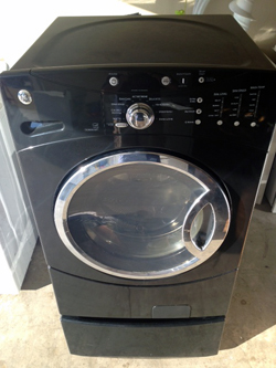 GE front load washer - $575.00 with warranty