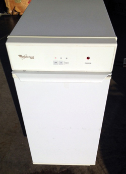 Whirlpool Ice Machine - $650.00 with a 90 day parts and labor warranty.